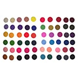 Ssara Basics Multi Cotton Bindi 10mm for...