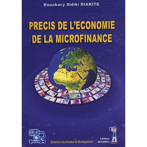 Précis de l'économie de la microfinance