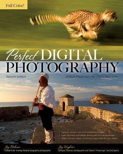 Perfect Digital Photography Second Edition por Jay Kinghorn epub