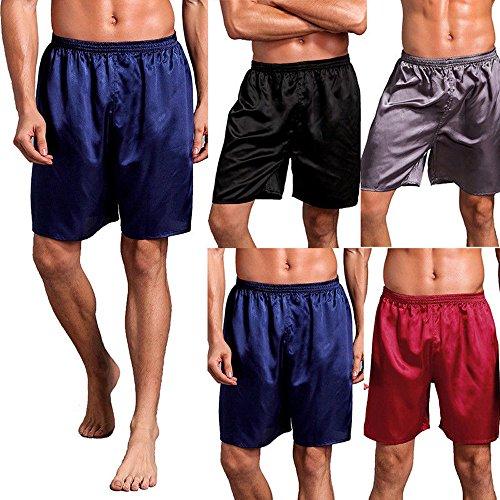 Styledresser-Pantaloncini-Calzoncini-da-Bagno-per-Uomo-Uomo-Bermuda-Cargo-Costume-da-bagno-da-bagno-Pantaloni-Tasconi-Con-Elastico-Bermuda-Adulto