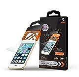 Produkt-Bild: Brilliant Executive iPhone 5/5S vorne 3HD kratzfest Crystal Clear Displayschutzfolie mit leicht Applikator für iPhone 5/5S