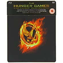 The Hunger Games (3 Disc Steelbook Collector's Edition) (Blu-Ray + DVD)