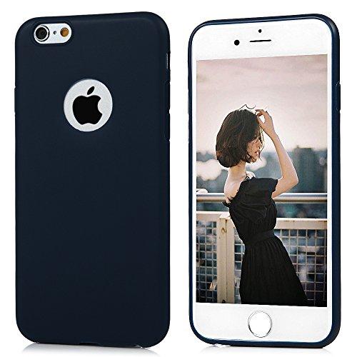 iPhone 5/5S/SE Soft Case iPhone 5/5S/SE Schutzhülle YOKIRIN TPU Silikon Case Cover Handyhülle Candy Farben Hülle Etui Handycase Silikonhülle Protective Shell Handytasche(Mintgrün) Farbe 5