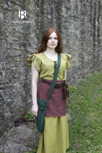 Mittelalter Tasche Ehwaz – Grün von Burgschneider - 3