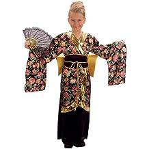 Disfraz de niña de Geisha Oriental. 10 - 13 años
