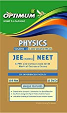 Optimum Educational DVDs HD Quality For JEE (Main)- NEET Physics VOLUME-2, New Edition, Detailed Explanation By IIT Alumani & Expert Faculty, 108 HRs, 13 DVD's
