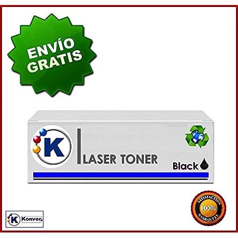 Konver Toner Compatible KML1610 - Cartucho de tóner láser para ML-1615/ML-1650/ML-2010/ML-2015 - Producto No Original - Enviado desde