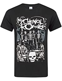 0f85f6a4 My Chemical Romance The Black Parade Poster Men's T-Shirt