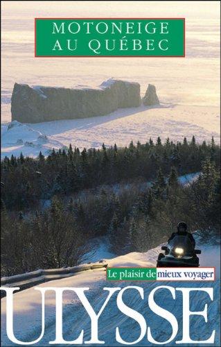Motoneige au Québec
