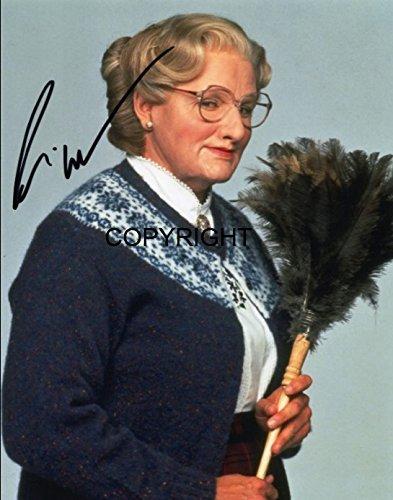 Limited Edition Robin Williams Signiert Foto Autogramm signiertsigniertes -