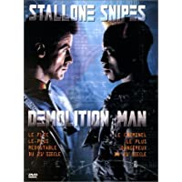 Demolition Man by Sylvester Stallone