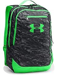 Under Armour - para hombre Multi mochila Daypack Hustle mochila LDWR Negro negro Talla:45 x 30 x 20 cm, 29 Liter