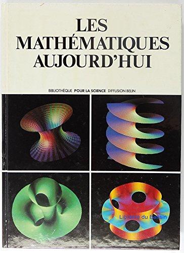Les Mathématiques aujourd'hui