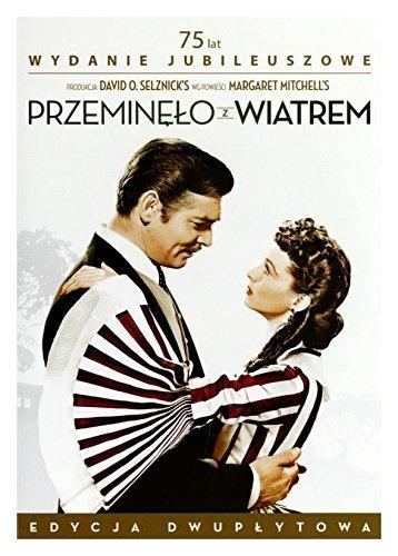 Preisvergleich Produktbild Gone with the Wind [2DVD] [Region 2] (English audio. English subtitles) by Clark Gable