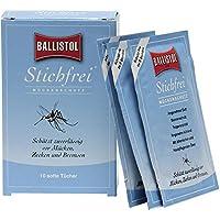 BALLISTOL Stichfrei Tücher Box à 10 Sachets, 26780 preisvergleich bei billige-tabletten.eu