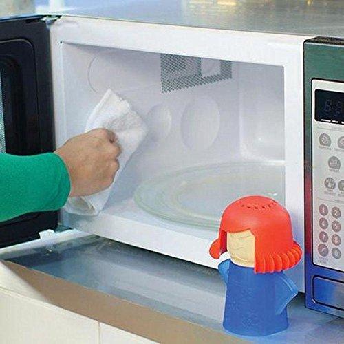 kicode ver rgerte mama n tzliche gesundheit mikrowelle reiniger k che kochen gadge cleanser. Black Bedroom Furniture Sets. Home Design Ideas