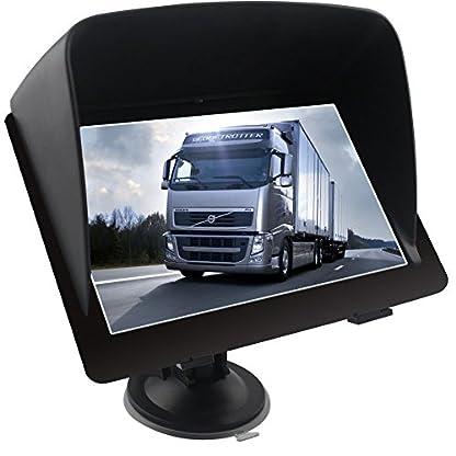 7-Zoll-12V24V40V-NEU-EUROPA-LKW-TRUCK-BUS-TAXI-und-PKW-Navigationsgert-DRIVE-70-Trucker-NaviNeuste-Karten-Europa-Inkl-Russland-und-Turkish