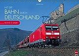 Mit der Bahn durch Deutschland (Wandkalender 2016 DIN A3 quer): Die wohl schönste Art zu Reisen (Monatskalender, 14 Seiten) (Calvendo Technologie)