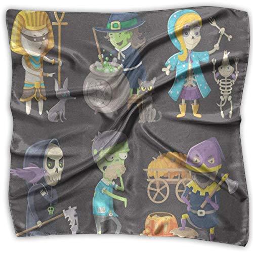 Schal-Kostüme und Haloween Head & Neck Unisex Stirnband Krawatte für Mann ()