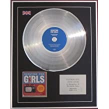 Escultismo para GIRLS-CD Platinum disc-everybody wants to be on TV