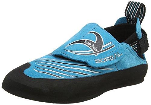 Sportschuhe, Kletterschuhe für Kinder 34 Blau (Ninja Ausrüstung Für Kinder)