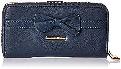 Diana Korr Womens Wallet (Dark Blue) (DKW18BLU)