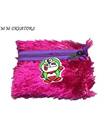 Stylish Soft Coin Hand Purse/Sling Bag For Kids/Girls