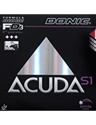 Donic belag acuda S1, 2,0 mm, rouge