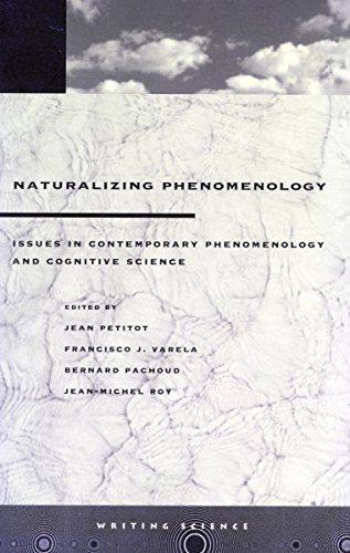 Naturalizing Phenomenology: Issues in Contemporary Phenomenology and Cognitive Science (Writing Science)