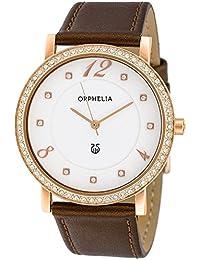 Orphelia Reloj analógico para Mujer de Cuarzo con Correa en Piel OR22172713