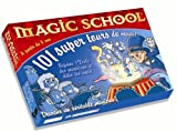 Megagic - 101S - Jeu de société - Magic School 101 Tours