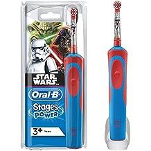 Oral-B Stages Spazzolino Elettrico per Bambini con Personaggi di Star Wars