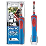 Oral-B Stages Power Kids Elektrische Kinderzahnbürste, im Star Wars Design