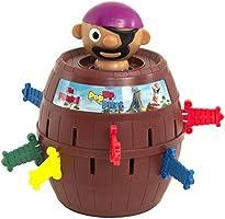 TOMY Games - T7028 - Pic Pirate - Jeu de Société