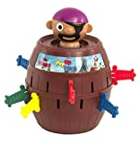 "TOMY Kinderspiel ""Pop Up Pirate"" -"