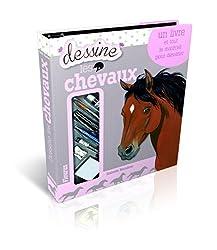 Dessine les chevaux