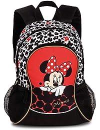 Preisvergleich für Disney Minnie Mouse Kinder Rucksack mit Brustgurt von Gurties