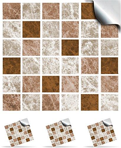 Self Adhesive Tiles For Walls Amazon Co Uk