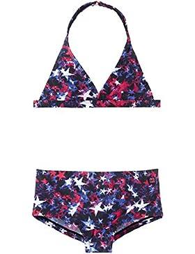 Schiesser Mädchen Aqua Neckholder-Bikini