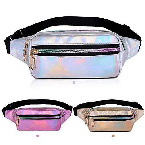 Bolso Cintura Moda Ajustable Casual portátil Paquete