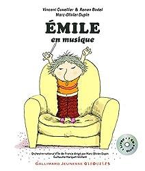 Émile en musique