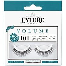 Eylure Volume Pre Glued False Eyelashes - No 101 by Eylure