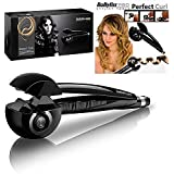 AMIDE BY AD Ceramic Babyliss Hairinstyler Pro with Auto Curl Technology (Black)