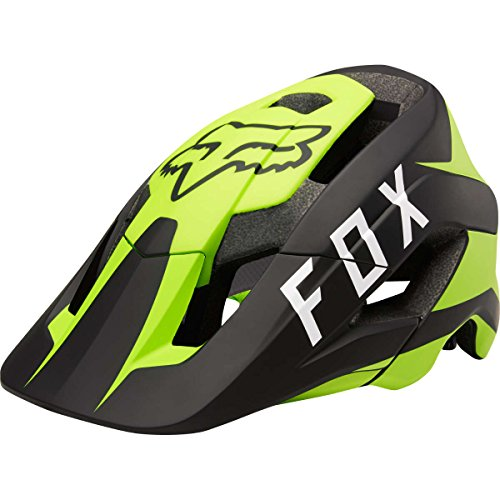 Fox Trail-MTB Helm Metah Gelb Gr. M/L