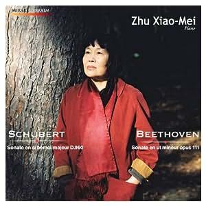 Schubert: Sonate en si bemol majeur, D 960; Beethoven: Sonate en ut mineur, Op. 111