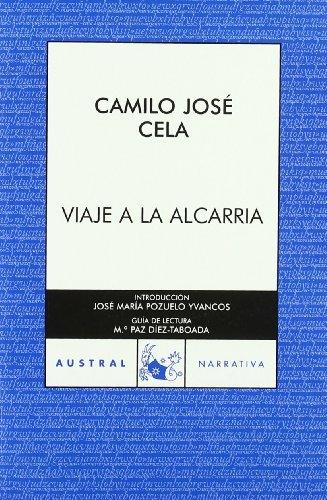 Viaje a la Alcarria / Journey to the Alcarria