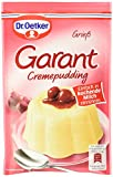 Dr. Oetker Garant Grießpudding, 12er Pack (12 x 500ml Packung)