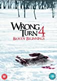 Wrong Turn 4: Bloody Beginnings [DVD]