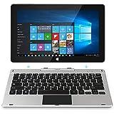 """Jumper EZpad 6 Pro 11,6"""" PC Portable Tablette PC Hybride 2-en-1 détachable (avec clavier) (Intel Apollo Lake N3450, Quad-Core, 6 Go de RAM,eMMC 128 Go, Windows 10)"""