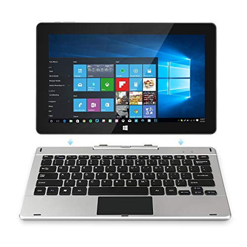 "Jumper EZpad 6 Pro 11,6"" PC Portable Tablette PC Hybride 2-en-1 détachable (Intel Apollo Lake N3450, Quad-Core, 6 Go de RAM,eMMC 64 Go, Windows 10)"